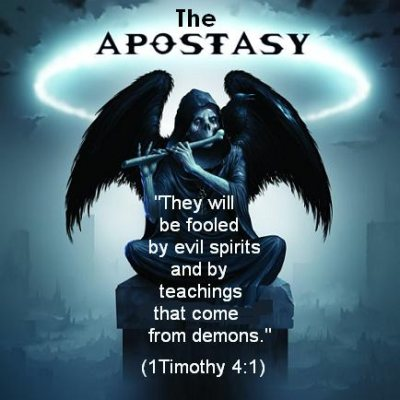 THE HERESY OF THE APOSTATECHURCH