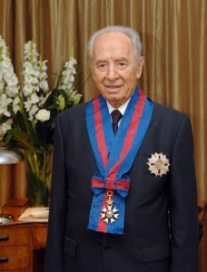 SHIMON PERES AS ANTICHRIST