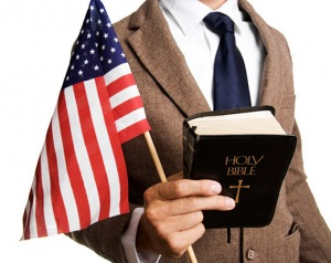 CHRISTIANITY VERSUS AMERICANISM