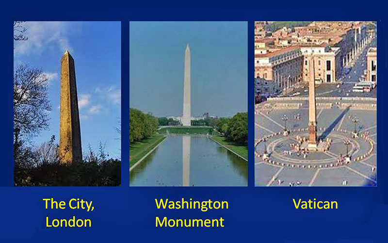 DEMONIC TRINITY: ROME, ENGLAND AND THE UNITED STATES OFAMERICA