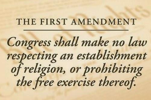 FREEDOM TO WORSHIP OR FREEDOM OFRELIGION