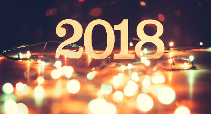 PROGNOSTICATIONS FOR 2018