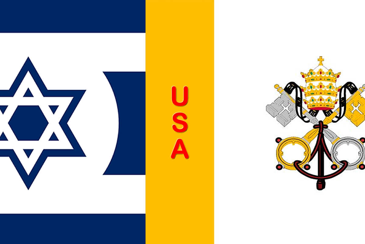 America, Babylon, and Israel
